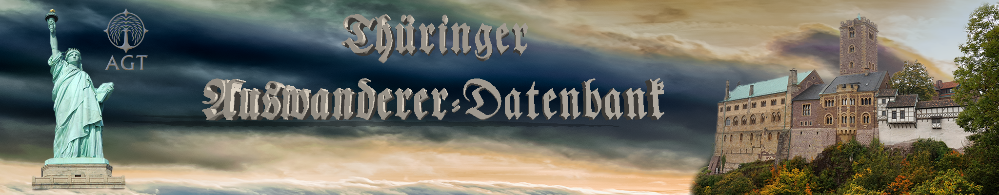 Thüringer Auswanderer-Datenbank